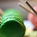 Barry's Bespoke Bakery - Macroon Pops (Closeup)